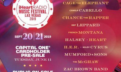 2019 iHeartRadio Music Festival