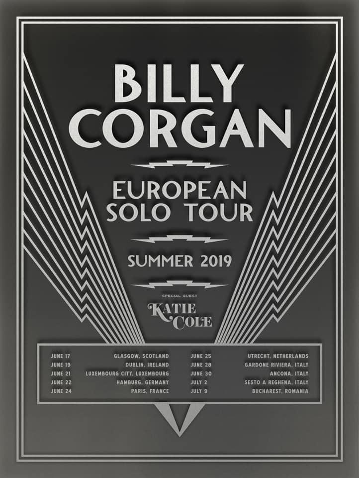 Billy Corgan Solo Tour