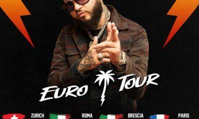 Farruko Gangalee European Tour