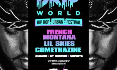 French Montana DRIP World Festival