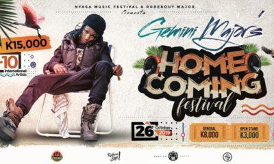 Gemini Major Homecoming Music Festival in Malawi