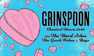 Grinspoon Chemical Hearts Tour