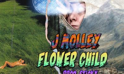J Molley - Flower Child