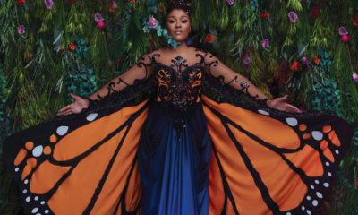 Lady Zamar album Monarch