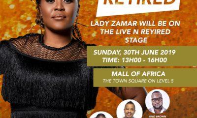 Lady Zamar on YFM's Live N Reyired