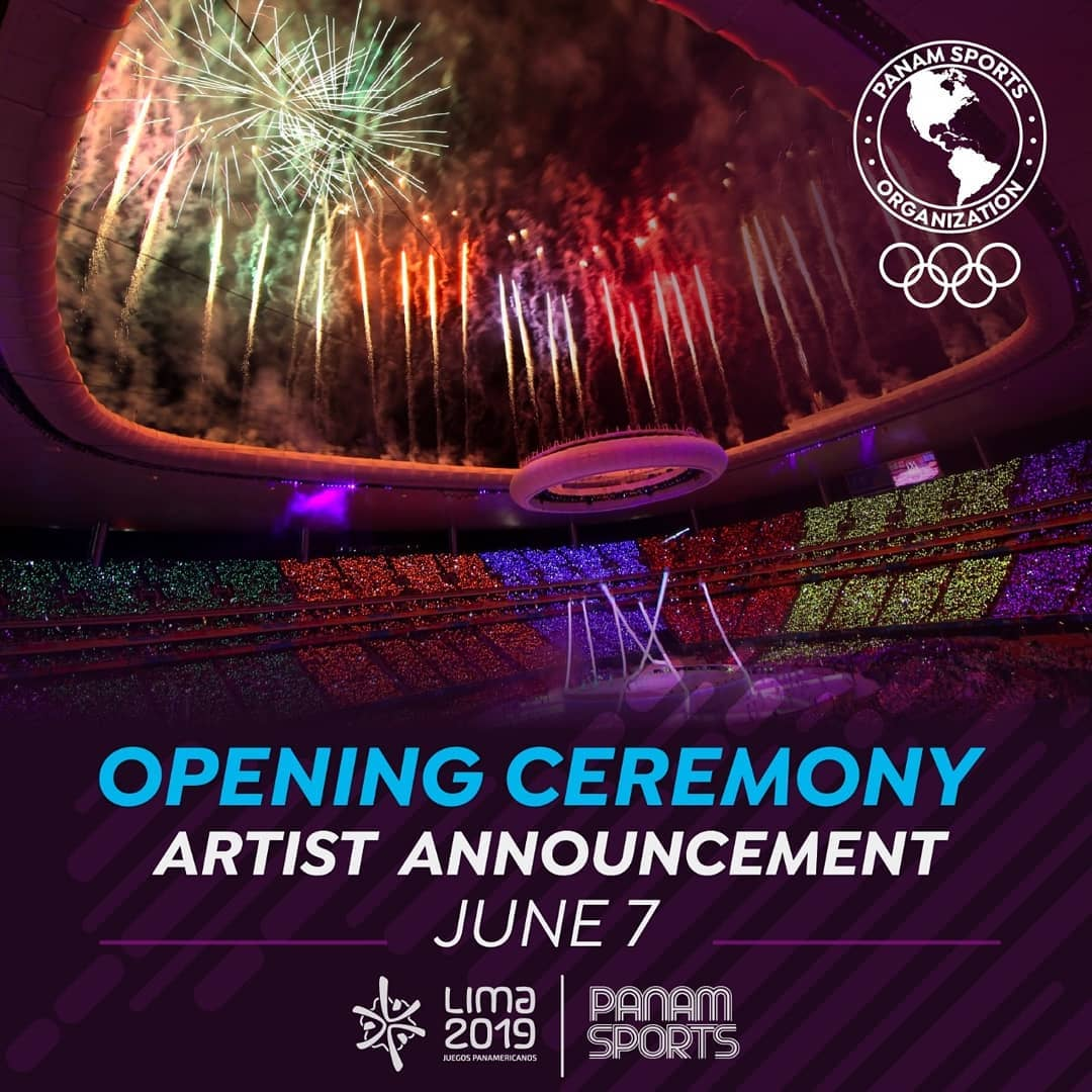 Luis Fonsi to perform at the Lima 2019 Opening Ceremony