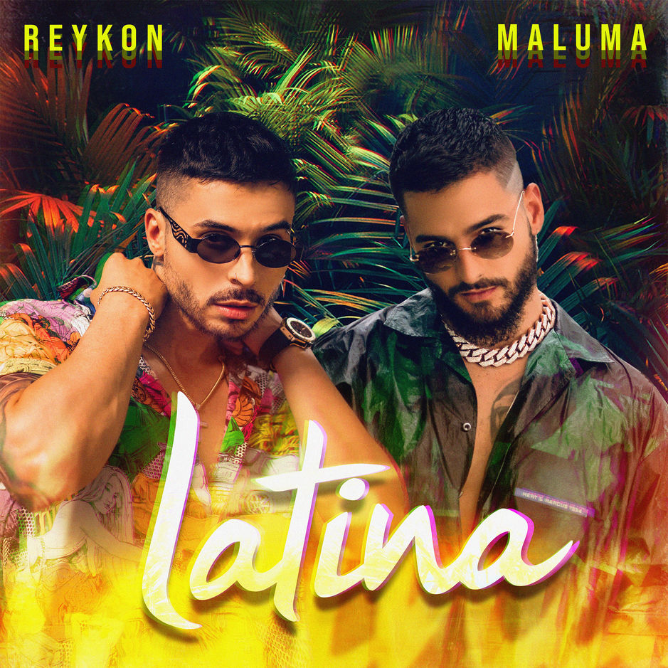 Reykon - Latina ft Maluma