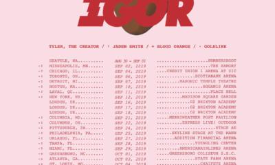 Tyler The Creator IGOR Tour
