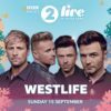 Westlife BBC Radio 2 Live in Hyde Park music festival