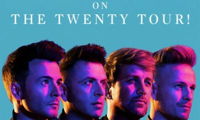 Westlife The Twenty Tour