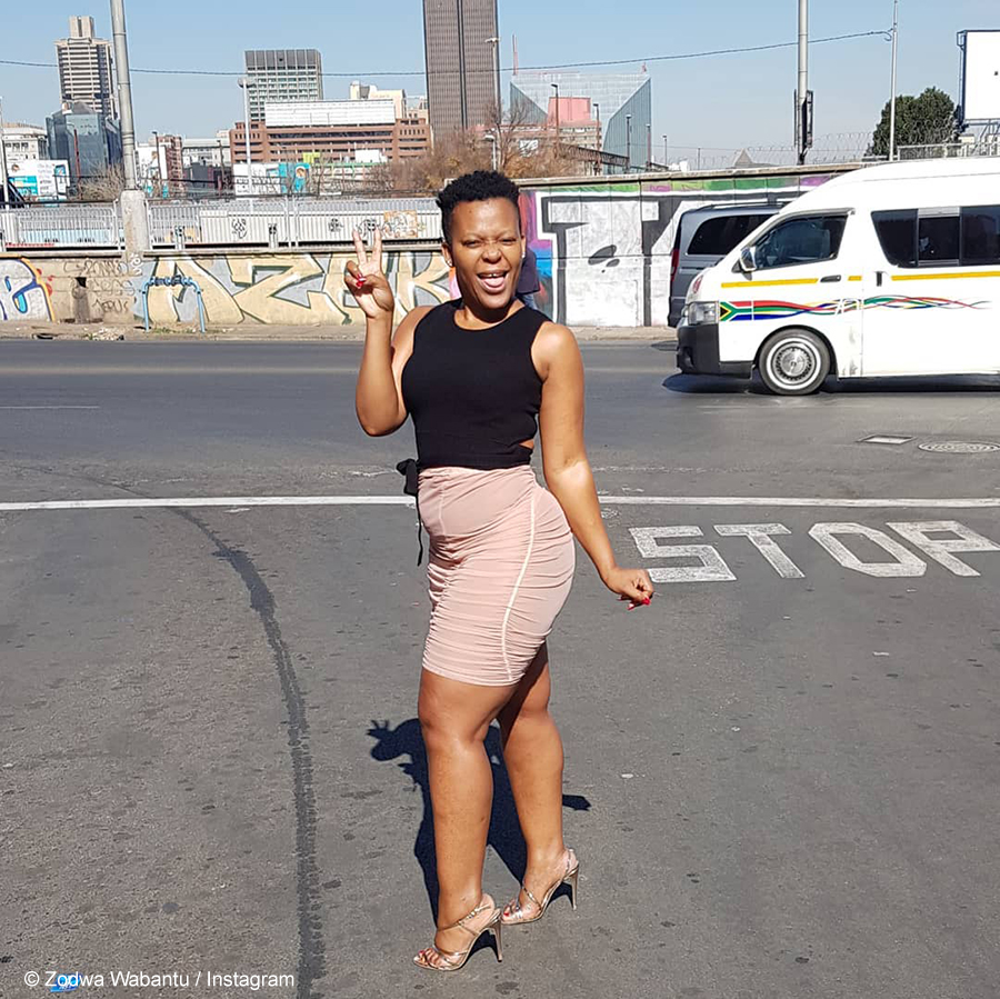 South African entertainer, Zodwa Wabantu, hints at a perfume release scheduled for 2020