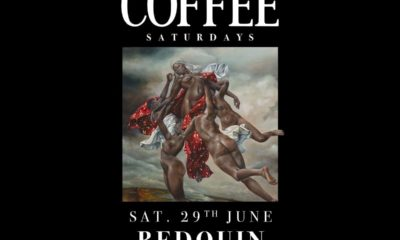Black Coffee Saturdays in Ibiza