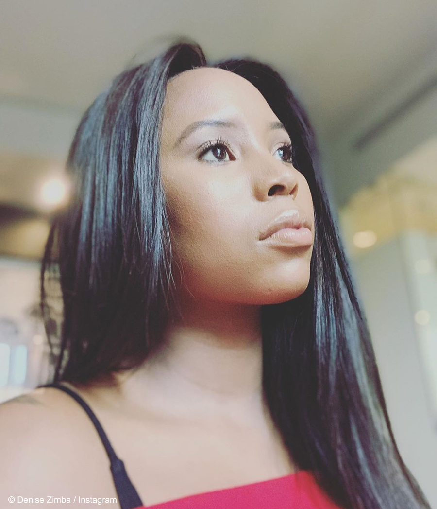 Denise Zimba details her pregnancy and birthing journey