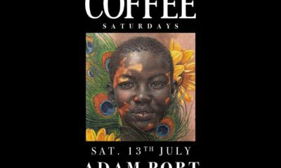 DJ Black Coffee reveals latest Black Coffee Saturdays line-up