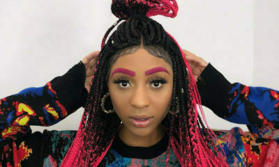 Nadia Nakai gets international recognition from Foxy Brown
