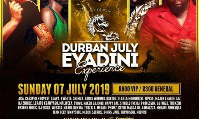 Durban July Eyadini Experience