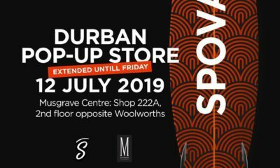 Okmalumkoolkat Durban Spova Pop-up Store Activation