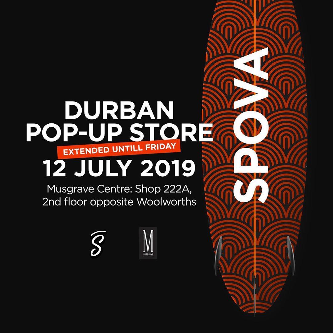 Okmalumkoolkat Durban Spova Pop-up Store Activation