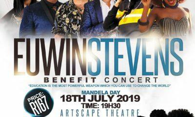 Yanga Sobetwa Euwin Stevens Benefit Concert