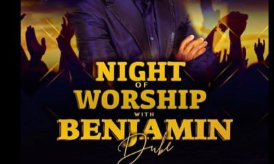 A Night Of Worship With Benjamin Dube