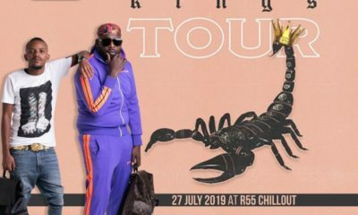 DJ Maphorisa and Kabza De Small's Scorpion Kings Tour heads to Centurion