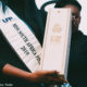 Bonang Matheba Miss SA Top 16 finalists with bottles of House of BNG