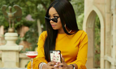 "Bonang Matheba responds to social media critic: ""Poor thing. I should send her some BNG"""