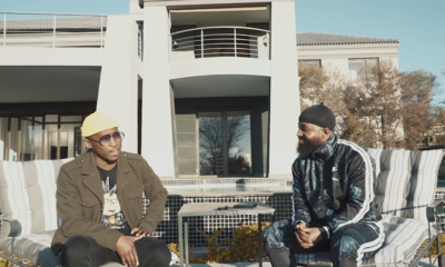 Cassper Nyovest Khuli Chana on Family Tree Podcast