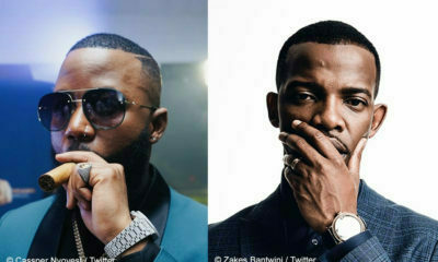 Cassper Nyovest and Zakes Bantwini disagree on what causes divide in music industry