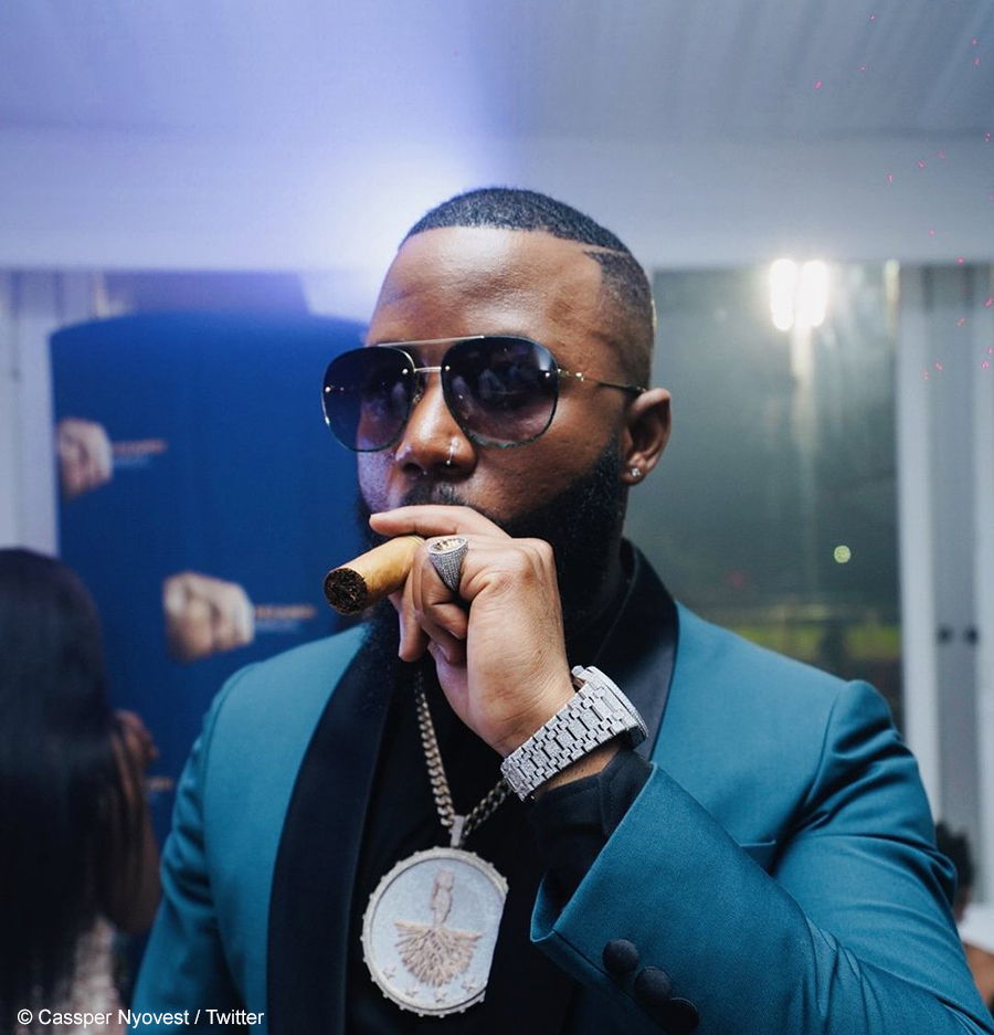 Cassper Nyovest 's 2018 Global Citizen Festival performance commended on The Breakfast Club