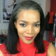 Connie Ferguson confesses her fear of falling in recent exercise videos