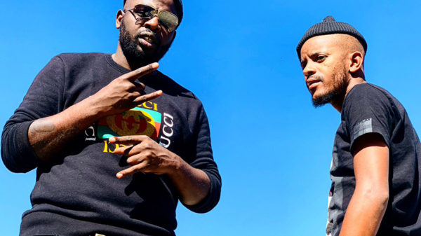 Kabza De Small and DJ Maphorisa share snippets of unreleased music