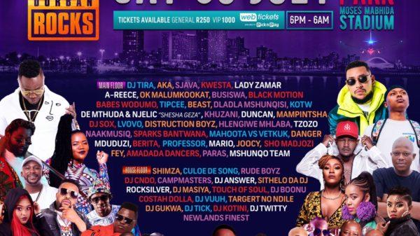DJ Tira Durban July Fact Durban Rocks