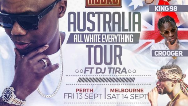 DJ Tira Fact Durban Rocks Australian Tour
