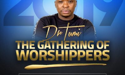 Dr Tumi The Gathering Of Worshippers 2019 concert