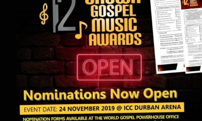 Dumi Mkostad shares a list of his Gospel Song of the Year contenders
