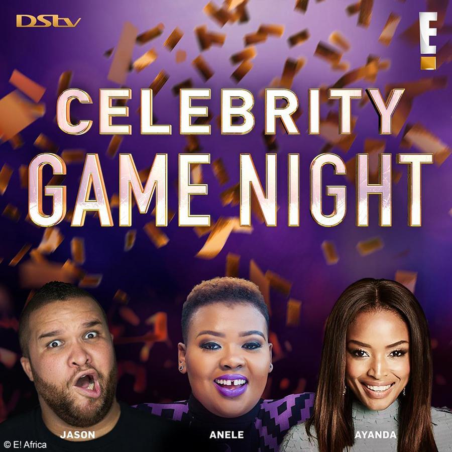 E! Africa Celebrity Game Night