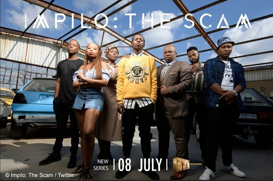 Series premiere of Impilo: The Scam tops Twitter trends