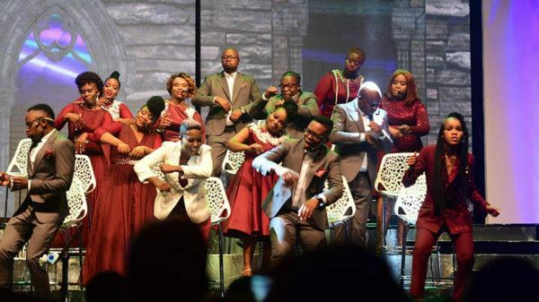 Joyous Celebration celebrates Apple Music top ten listings