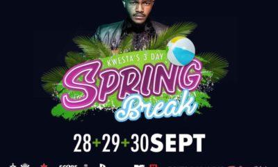 Kwesta's 3 Day Spring Break Festival