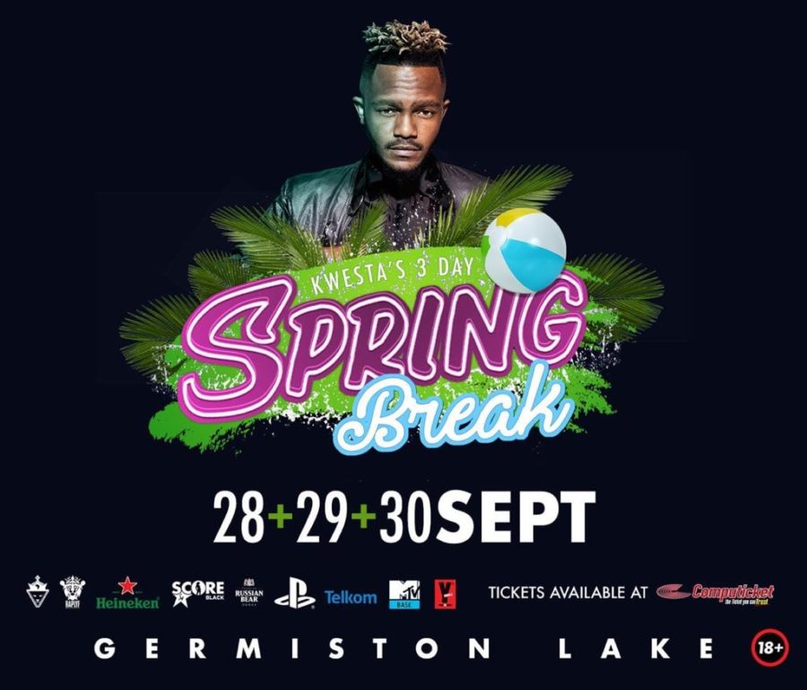 Kwesta's 3 Day Spring Break Festival