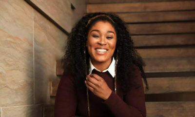 Lady Zamar showcases shoe collection, revealing her shoe obsession