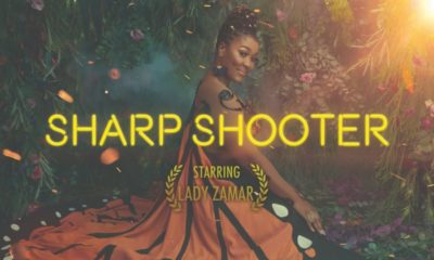 Lady Zamar prepares for the release of her Sharp Shooter music video