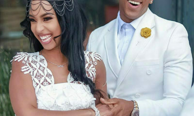 Mafikizolo's Theo Kgosinkwe and Vourné Williams