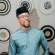 Maps Maponyane collaborates with David Tlale on Durban July outfit.
