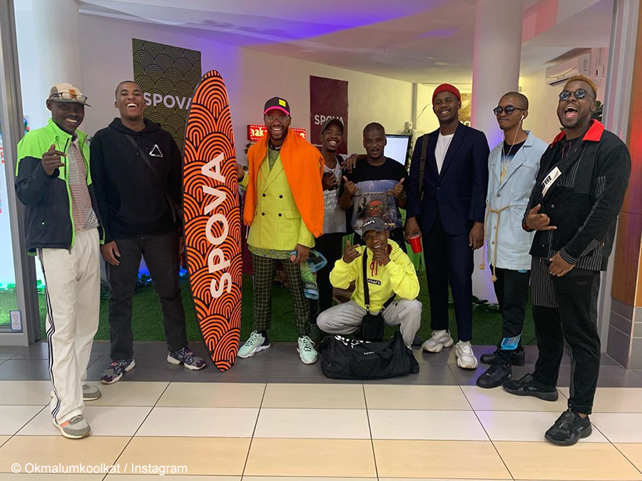 Okmalumkoolkat extends Durban Spova pop-up store to July month end
