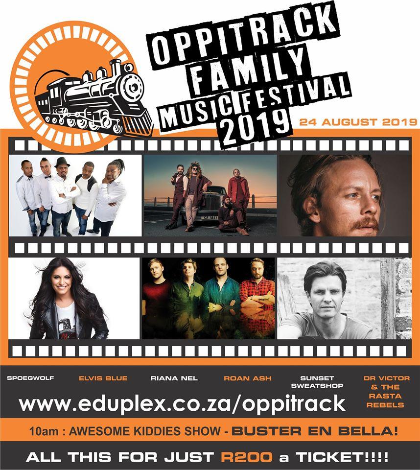 Oppitrack Family Music Festival at Eduplex School in Pretoria