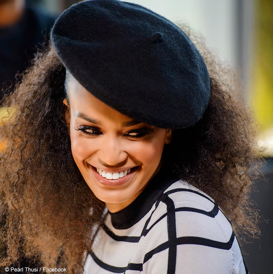 Pearl Thusi to collect school shoes for children in honour of Mandela Day