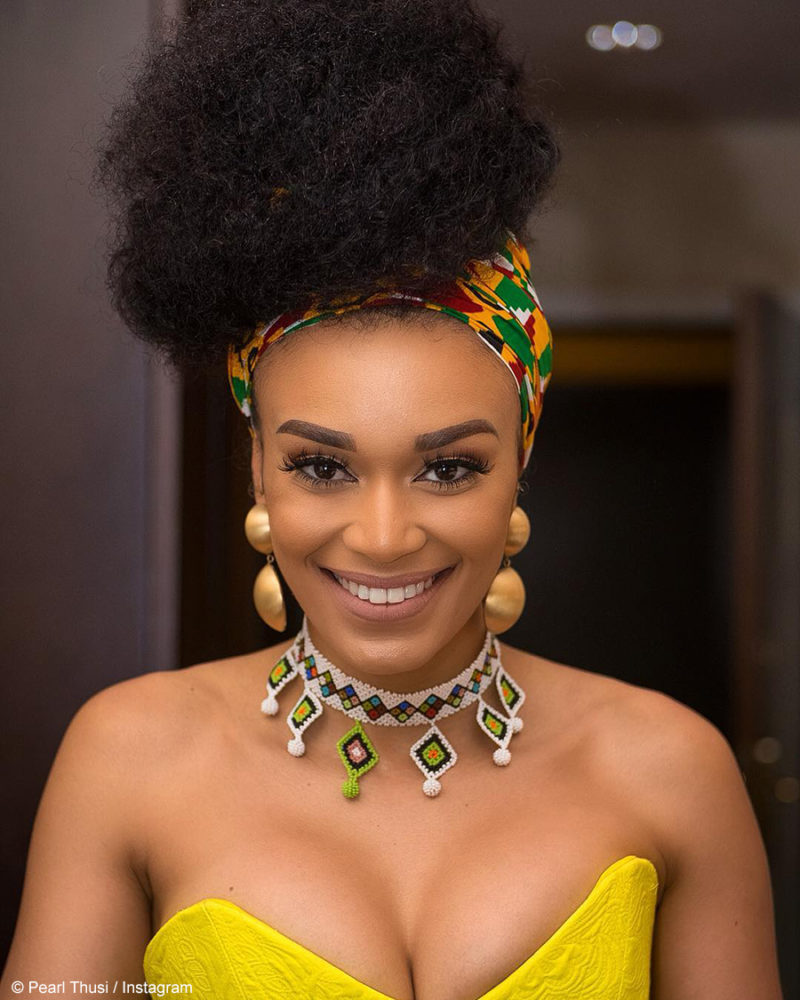 Pearl Thusi shares her excitement for fans to see her as Queen Sono