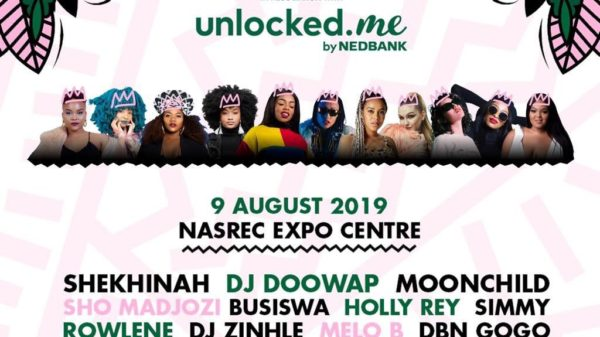 Sho Madjozi and Simmy continue promoting upcoming RoseFest